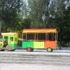 Скадовск - трамвайчик для деток