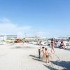 Скадовск - души и питьевая вода на пляже