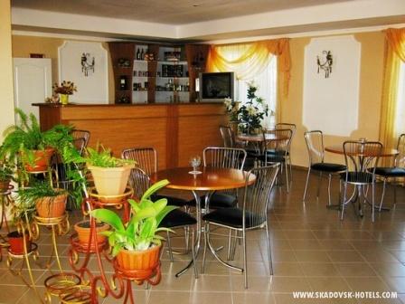 Отель АРКАДИЯ корпус №1 кафе