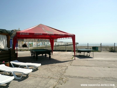 Бильярд у Black Sea