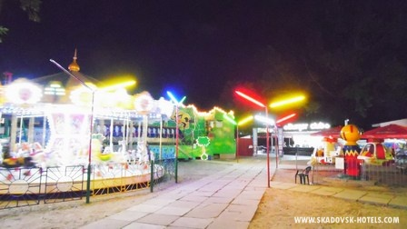 Парк развлечений