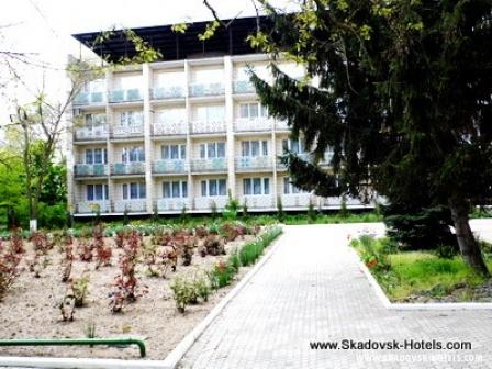 фото санатория Скадовск 10