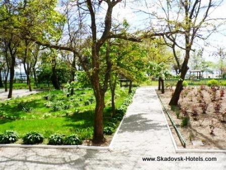 фото санатория Скадовск 11