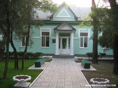 дом отдыха Скадовск