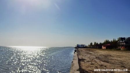 А вот и море в последний апрельский денек :)