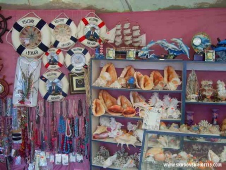 пляжные сувениры
