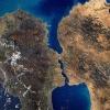 сближение континентов