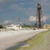 Два маяка (новый слева)