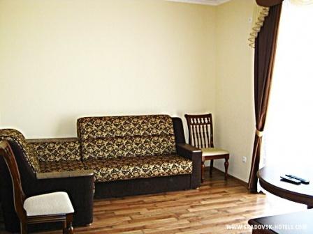 Отель АРКАДИЯ корпус №2 люкс