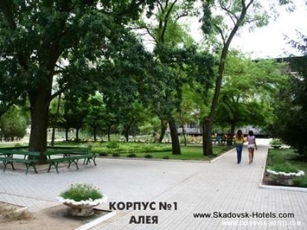 фото санатория Скадовск 19